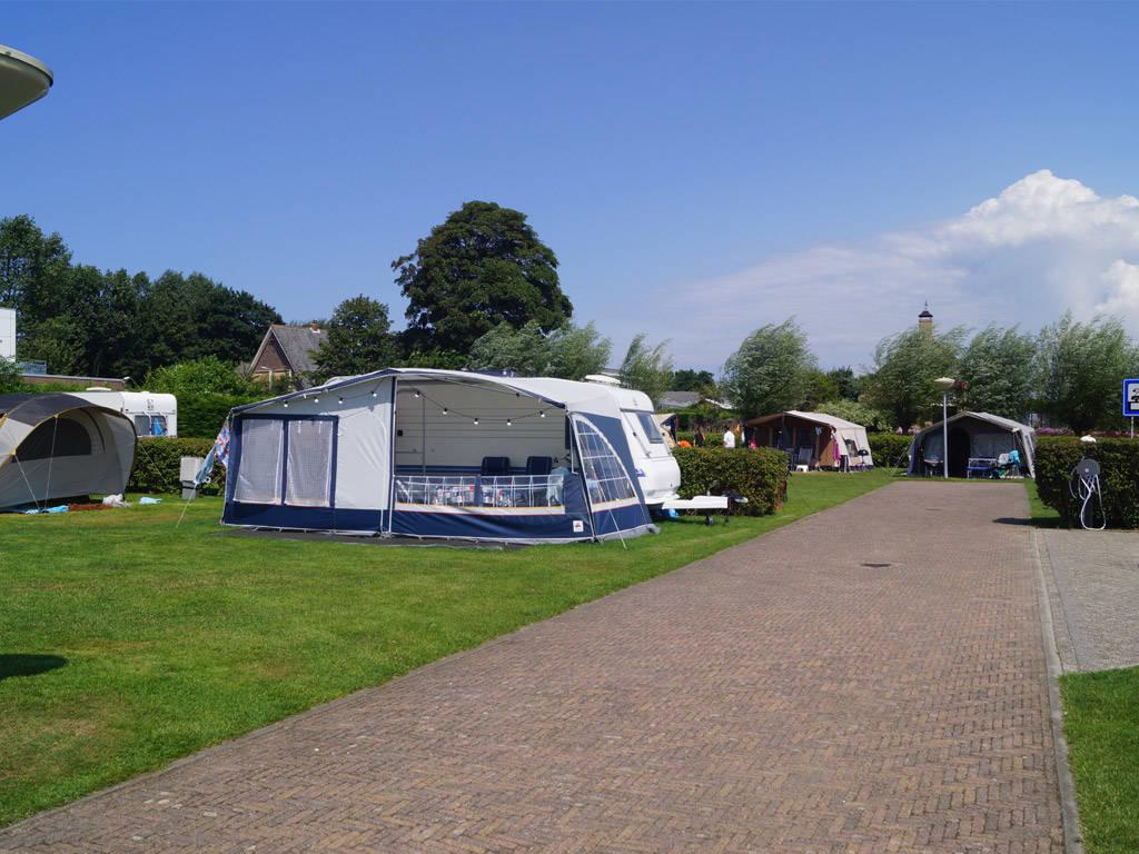Camping le Parage - Kamperen in Zuid-Holland - Nederland